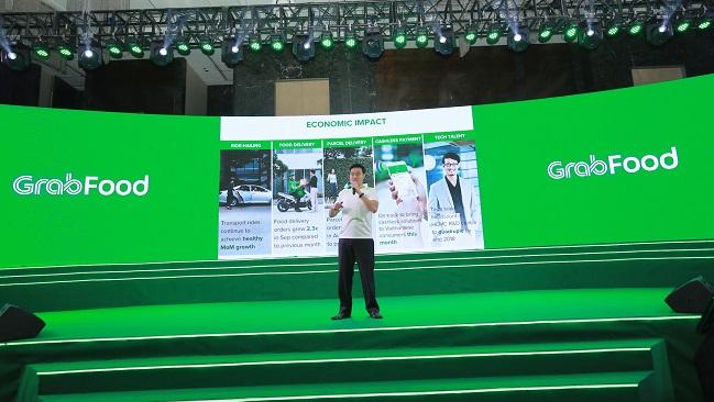 Giám đốc Grab tại Việt Nam: Chúng tôi cạnh tranh Now và Loship bằng công nghệ