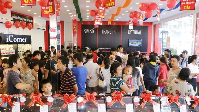 Mỗi cửa hàng mang về cho FPT Retail 2,34 tỷ đồng/tháng