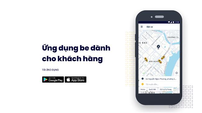 Ứng dụng gọi xe be của nhà sáng lập VNG được VPBank hỗ trợ tài chính