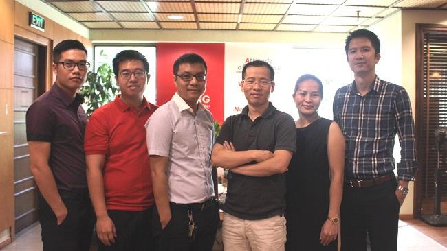 Wi-Fi ở các trung tâm thương mại Vincom được triển khai duy nhất bởi startup này