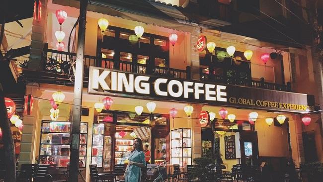 Bà Lê Hoàng Diệp Thảo mở 18 quán King Coffee trong chưa đầy 5 tháng