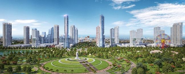 Dòng tiền đầu tư cuối năm ồ ạt đổ về dự án The Manor Central Park 2