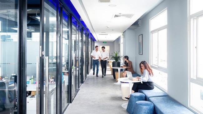 Không gian mở cho người khởi nghiệp
