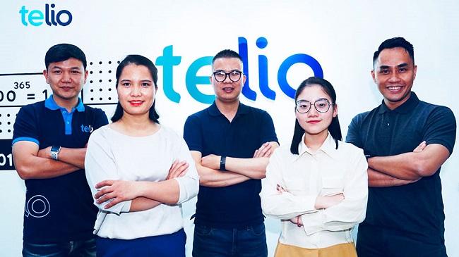 Starup thương mại điện tử Telio nhận vốn 25 triệu USD