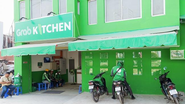 Grab muốn đẩy mạnh mô hình bếp trung tâm tại Việt Nam