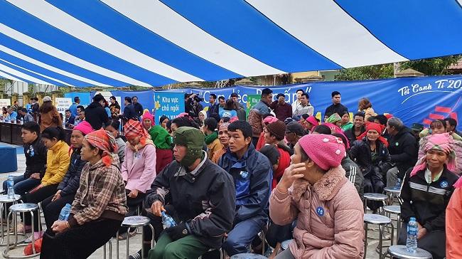 Điện Máy Xanh trao 10.000 nồi cơm điện cho người nghèo dịp Tết