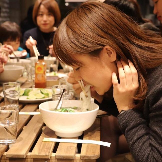 Nườm nượp người xếp hàng ăn Phở Thìn 'xuất khẩu' sang Nhật Bản 4