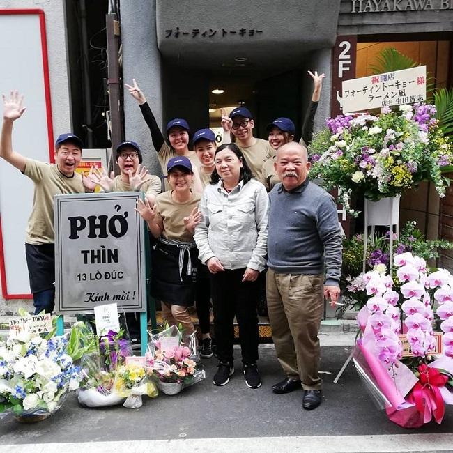 Nườm nượp người xếp hàng ăn Phở Thìn 'xuất khẩu' sang Nhật Bản 10