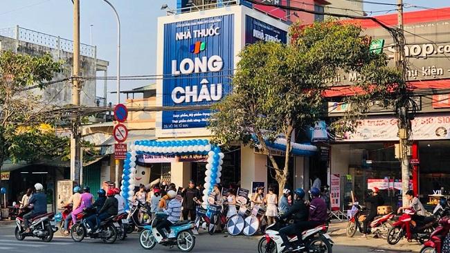FPT Retail đặt mục tiêu tăng trưởng chuỗi nhà thuốc Long Châu bền vững