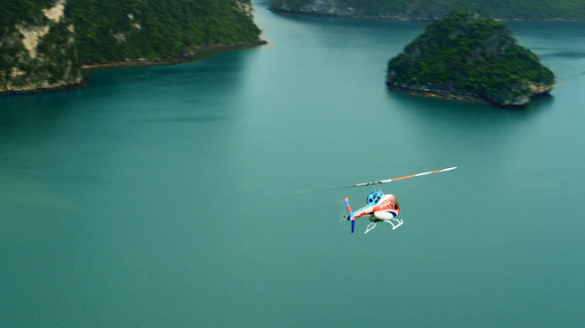 Sau gọi trực thăng, FastGo sẽ có cả dịch vụ gọi du thuyền