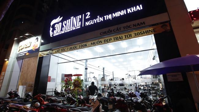 30Shine tăng tốc 100 cửa hàng, trở thành chuỗi tóc lớn nhất Việt Nam