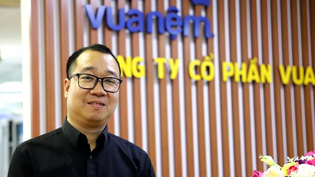 CEO Vua Nệm: Chúng tôi bán đệm, bán cả trải nghiệm