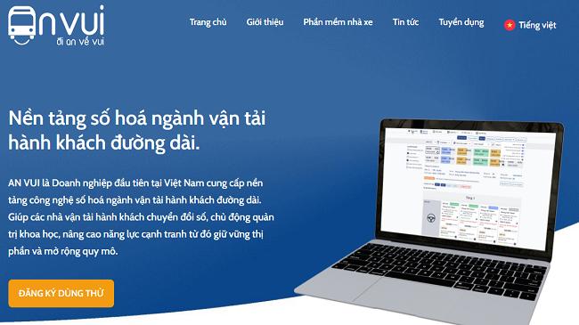 Startup Việt xây dựng nền tảng hợp đồng điện tử vận tải
