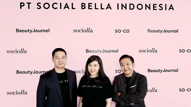 Startup làm đẹp Indonesia gia nhập thị trường Việt Nam