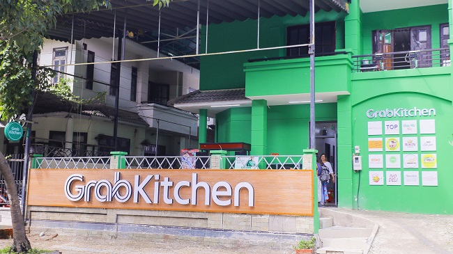 Grab muốn đẩy mạnh mô hình bếp trên mây tại Việt Nam