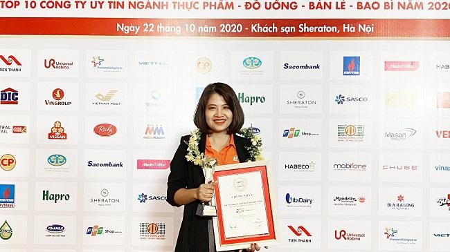 FPT Retail là Top 10 công ty bán lẻ uy tín tại Việt Nam