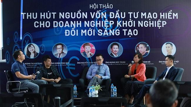 Miếng ghép còn thiếu của hệ sinh thái khởi nghiệp Việt Nam