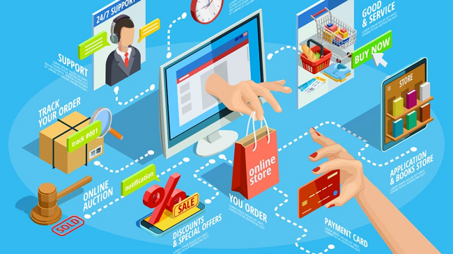 Doanh nghiệp truyền thống gia nhập thương mại điện tử như thế nào? 1
