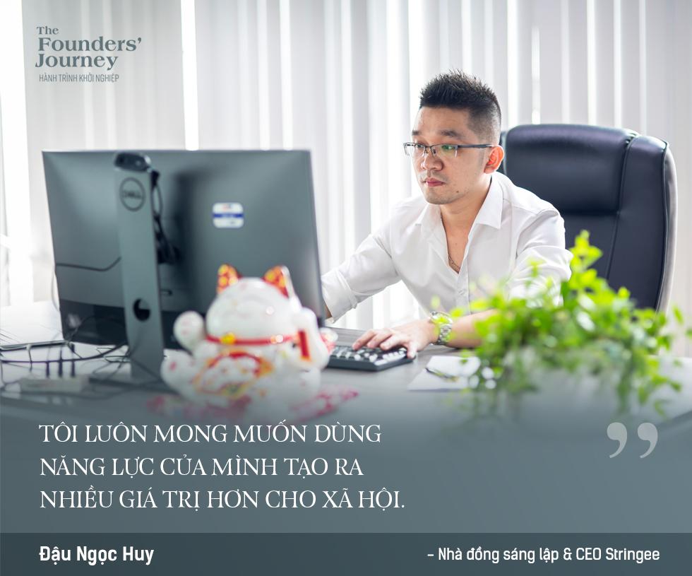 CEO Stringee và hành trình tạo thêm giá trị cho công nghệ Việt 2