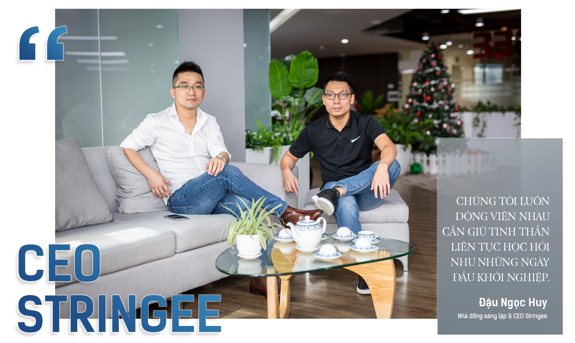 CEO Stringee và hành trình tạo thêm giá trị cho công nghệ Việt 5