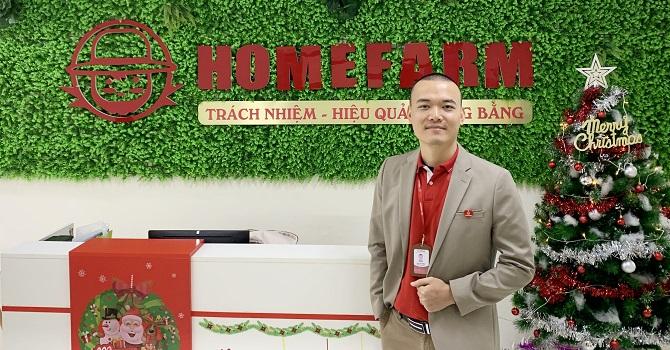 Homefarm sẵn sàng cho mục tiêu đạt 300 cửa hàng trong 2 năm tới 1
