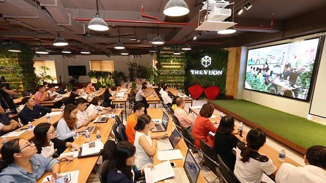 Việt Nam vượt Singapore về vốn đầu tư startup công nghệ