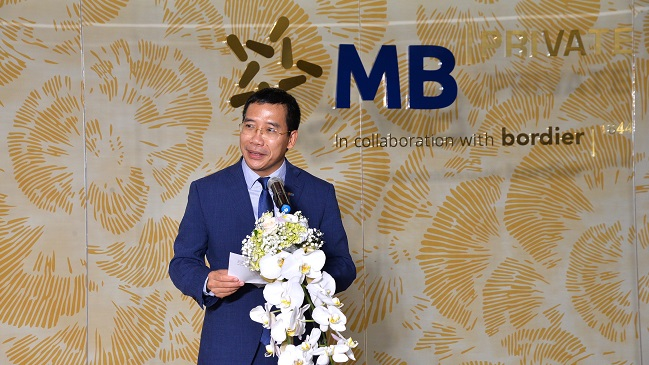 MB Private - Dịch vụ ngân hàng cao cấp chuẩn Thụy Sĩ