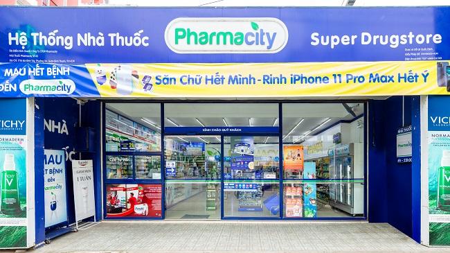 Chuỗi Pharmacity chinh phục mục tiêu 1.000 cửa hàng