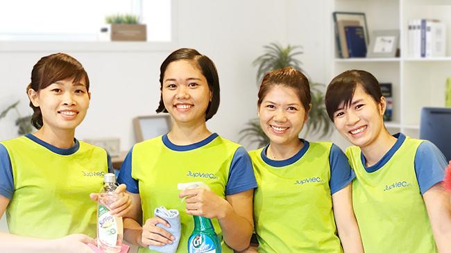 Startup giúp việc của Việt Nam lần thứ 3 gọi vốn thành công