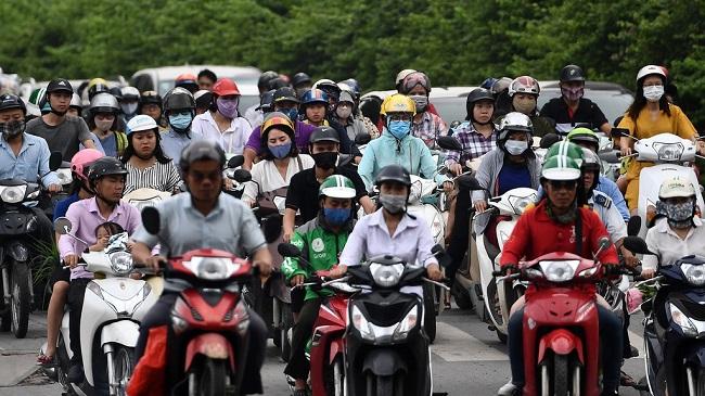 Thaco dũng cảm bước vào thị trường xe máy 1