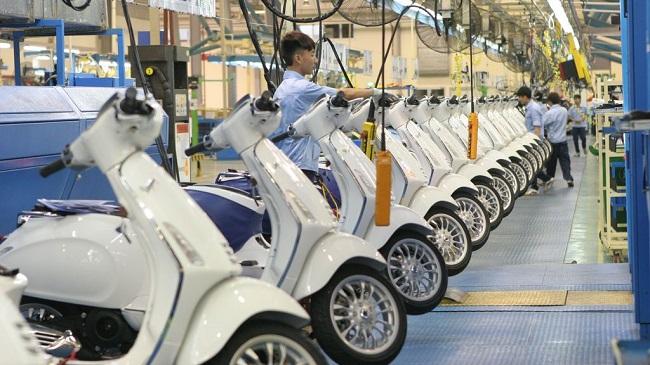 Thaco dũng cảm bước vào thị trường xe máy 2