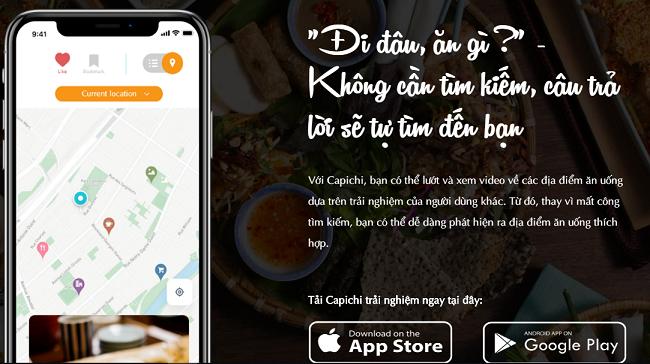 Startup ẩm thực Việt Nam gọi vốn Nhật Bản