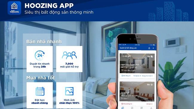 Startup bất động sản Hoozing nhận vốn Hàn Quốc