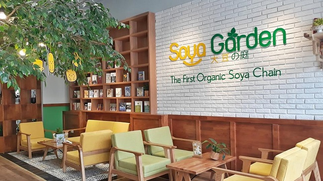 Soya Garden gọi vốn 3 năm 'đốt' trong một mùa Covid-19