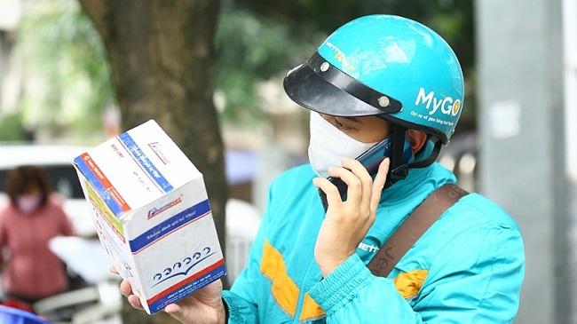 Ứng dụng gọi xe MyGo chọn khởi đầu chậm chạp