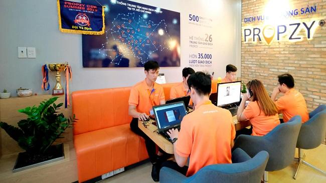 Startup bất động sản Propzy huy động thành công 25 triệu USD