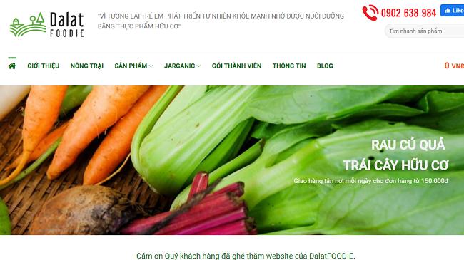 Startup thực phẩm DalatFoodie nhận vốn từ Shark Việt