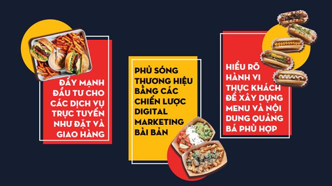 Cơ hội tái sinh cho ngành F&B tại Việt Nam