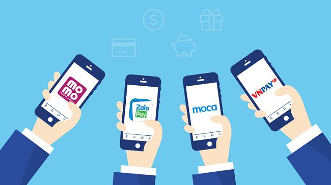 Làm sạch thị trường ví điện tử