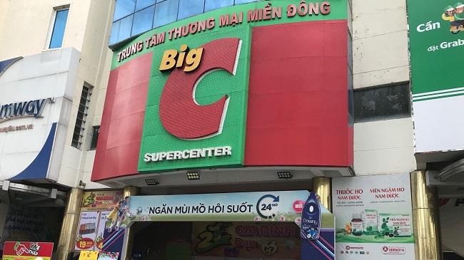 Siêu thị BigC cũng phải đóng cửa vì bất đồng giá thuê mặt bằng
