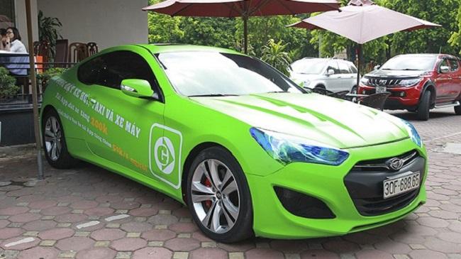 Thêm tân binh tham gia thị trường gọi xe Việt Nam