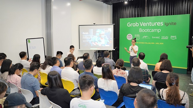 13 startup lọt vào mắt xanh của Grab