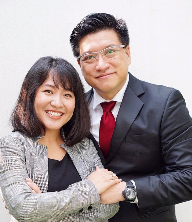 Thử thách mới với vợ chồng bà Lê Diệp Kiều Trang