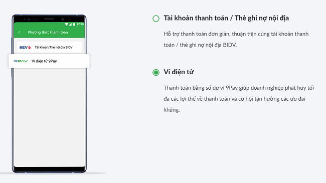 Tổ chức thứ 37 ở Việt Nam được cấp phép ví điện tử