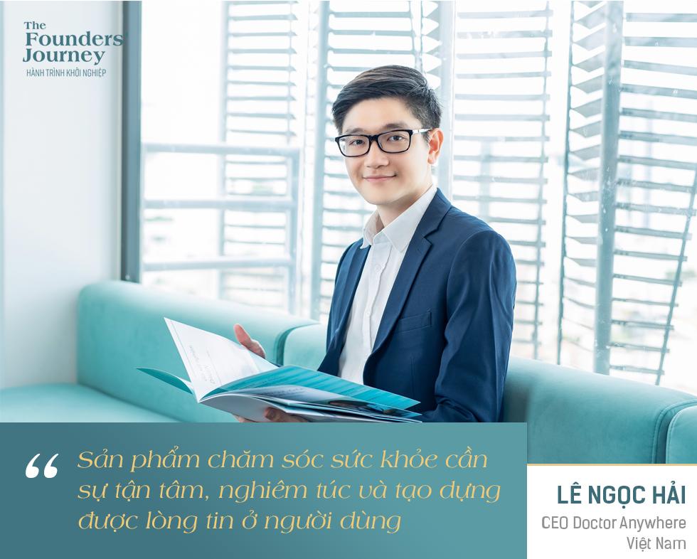 9x là CEO Doctor Anywhere Việt Nam: Tôi muốn cống hiến cho quê hương mình 3