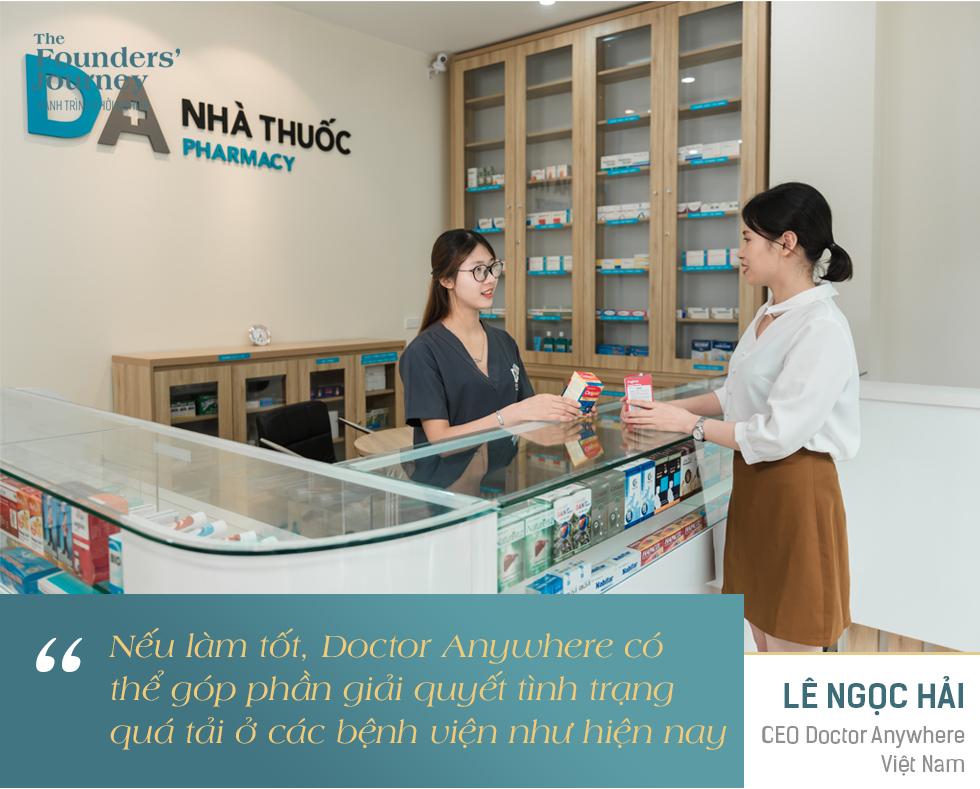 9x là CEO Doctor Anywhere Việt Nam: Tôi muốn cống hiến cho quê hương mình 7