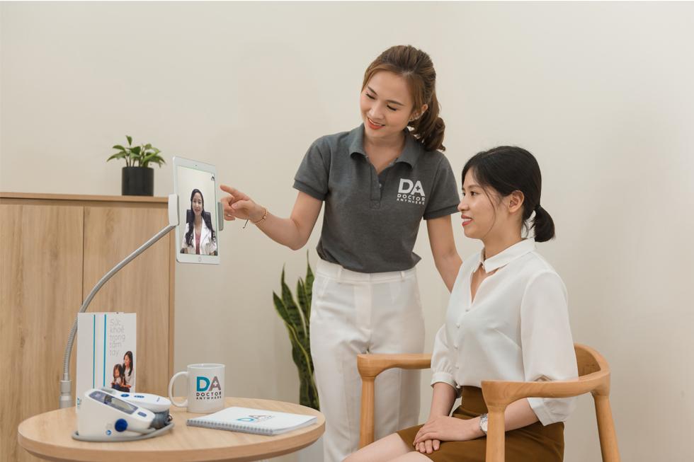 9x là CEO Doctor Anywhere Việt Nam: Tôi muốn cống hiến cho quê hương mình 9