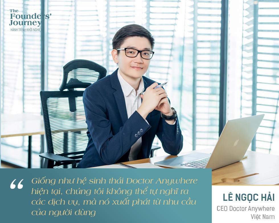 9x là CEO Doctor Anywhere Việt Nam: Tôi muốn cống hiến cho quê hương mình 11
