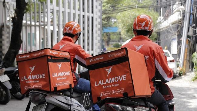 Lalamove tăng tốc trong mùa Covid-19
