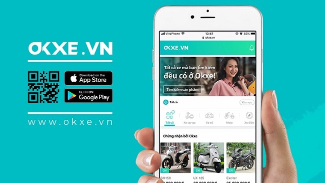 Startup mua bán xe máy cũ nhận vốn 5,5 triệu USD